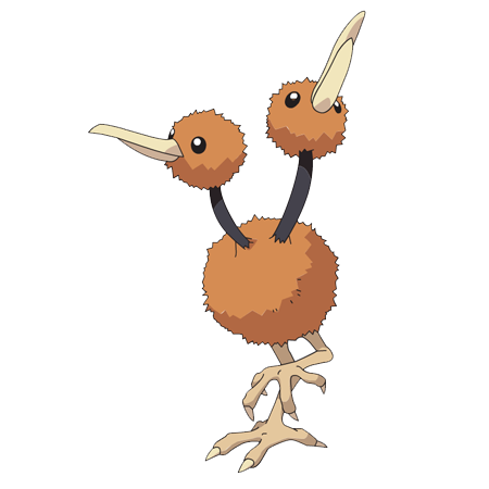 Collectionddwn Doduo