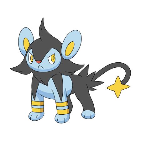 Pokemon Luxio Images | Pokemon Images